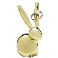 Buy Umbra Zoola Bunny Ring Holder Brass at Well.ca
