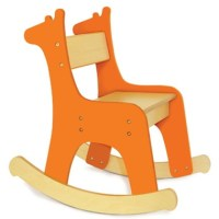 Buy P'kolino Giraffe Rocking Chair at Well.ca