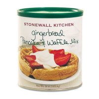 Buy Stonewall Kitchen Gingerbread Pancake & Waffle Mix at ...