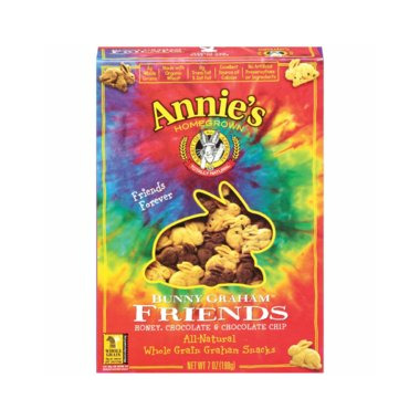 Buy Annie39s Homegrown Bunny Graham Friends at Wellca