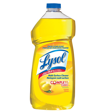 Buy Lysol MultiSurface Cleaner at Wellca  Free Shipping
