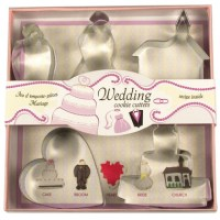 Buy Wedding Cookie Cutter Set at Well.ca | Free Shipping ...