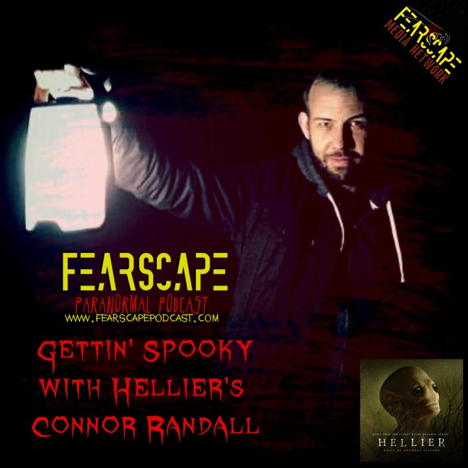 Gettin' Spooky with Hellier's Connor Randall