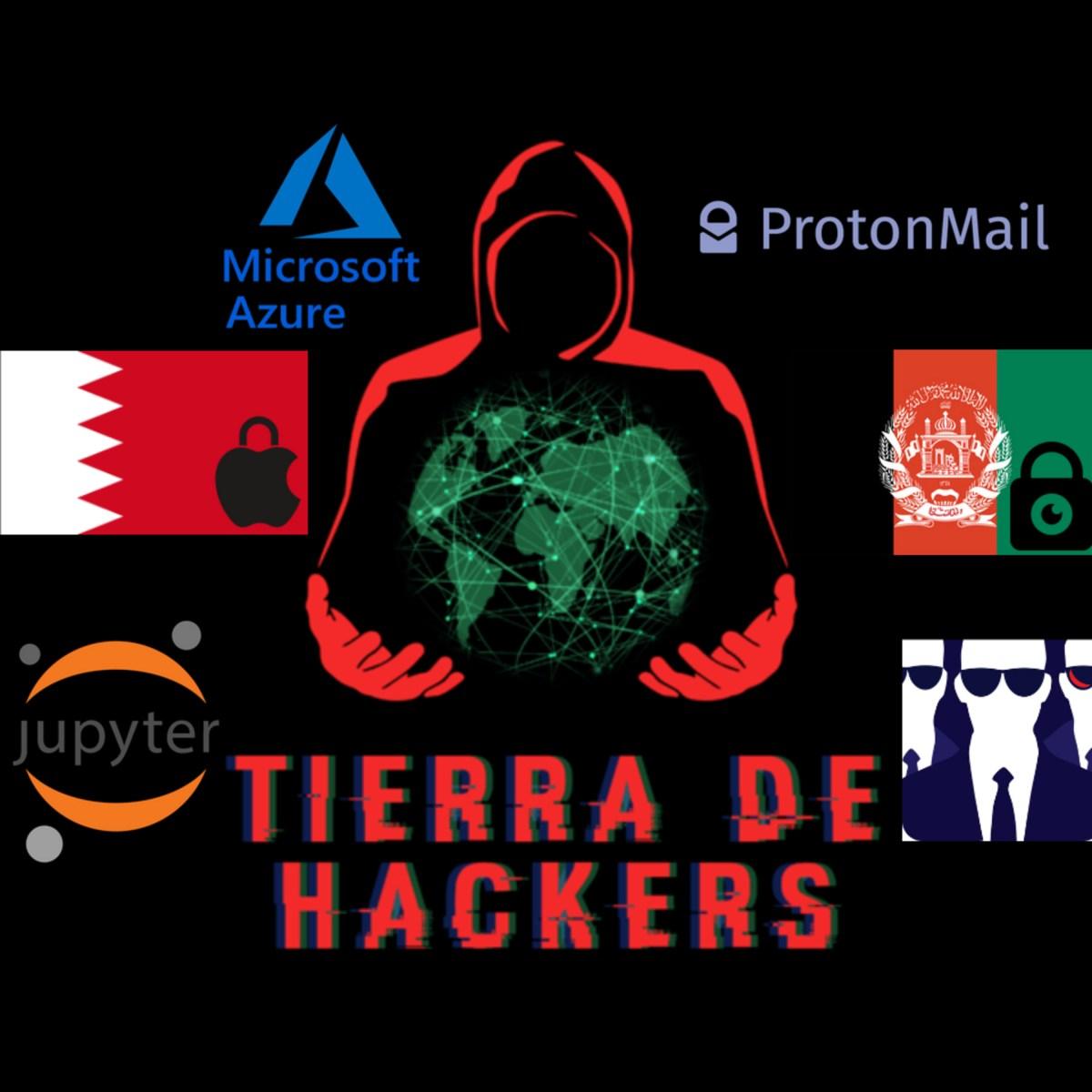 38. Afganistán agentes dobles, ProtonMail, ChaosDB, FORCEDENTRY, y Azurescape