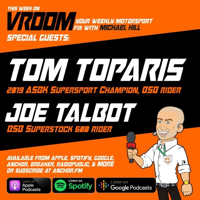 Episode 21 – Tom Toparis, Joe Talbot