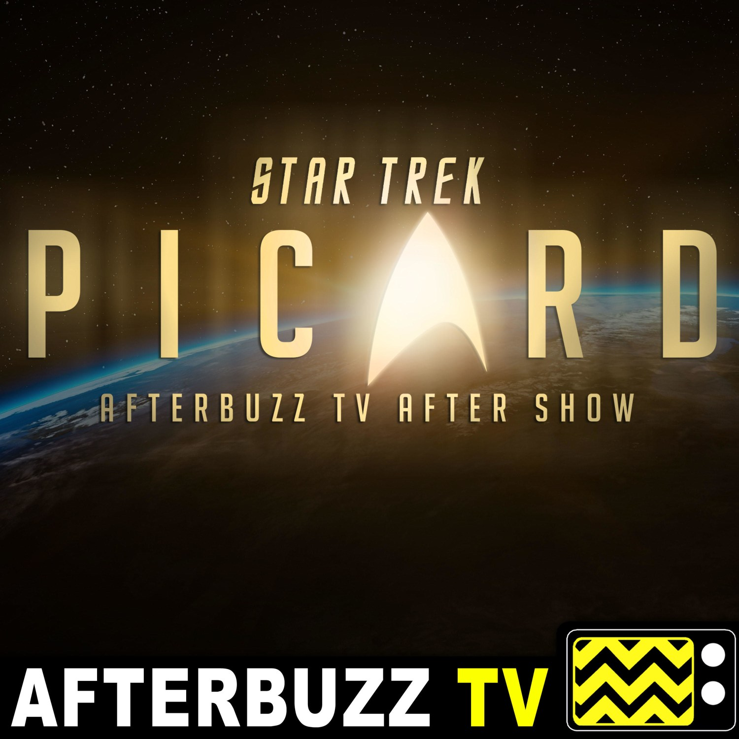 The Star Trek Picard After Show Podcast