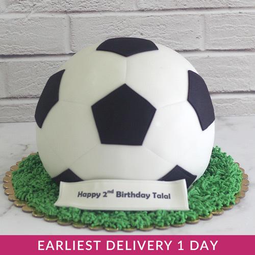 Football Cake Buy Cakes In Dubai Uae Gifts
