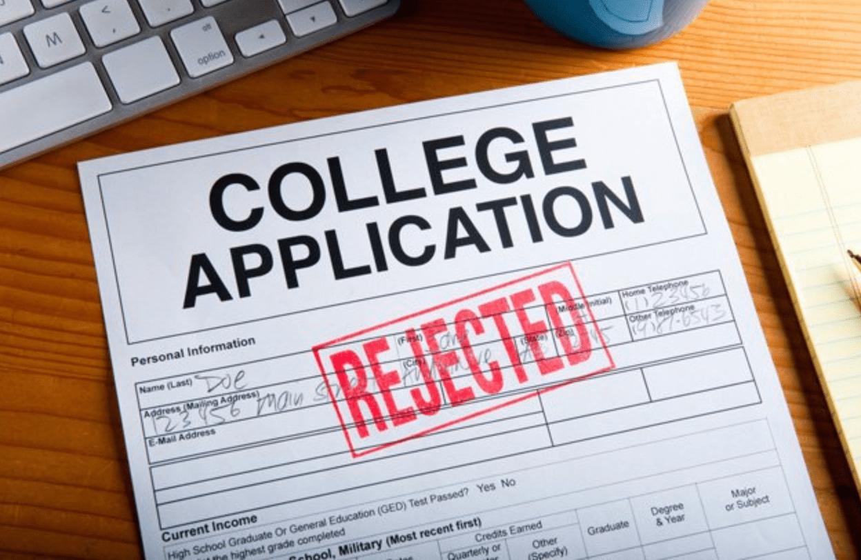 An Honest College Rejection Letter