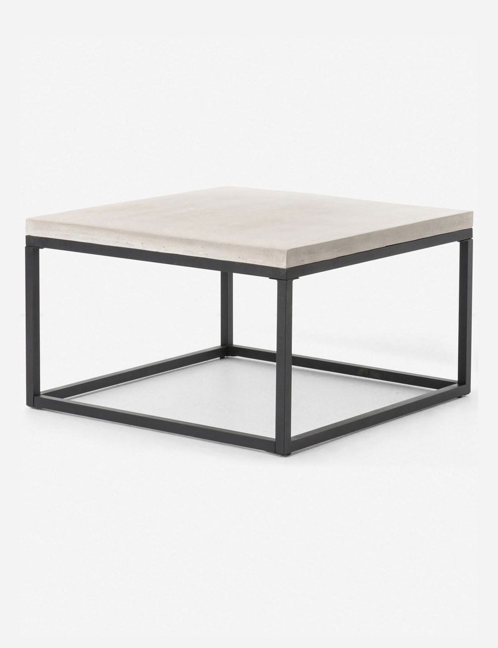 enid indoor outdoor square coffee table