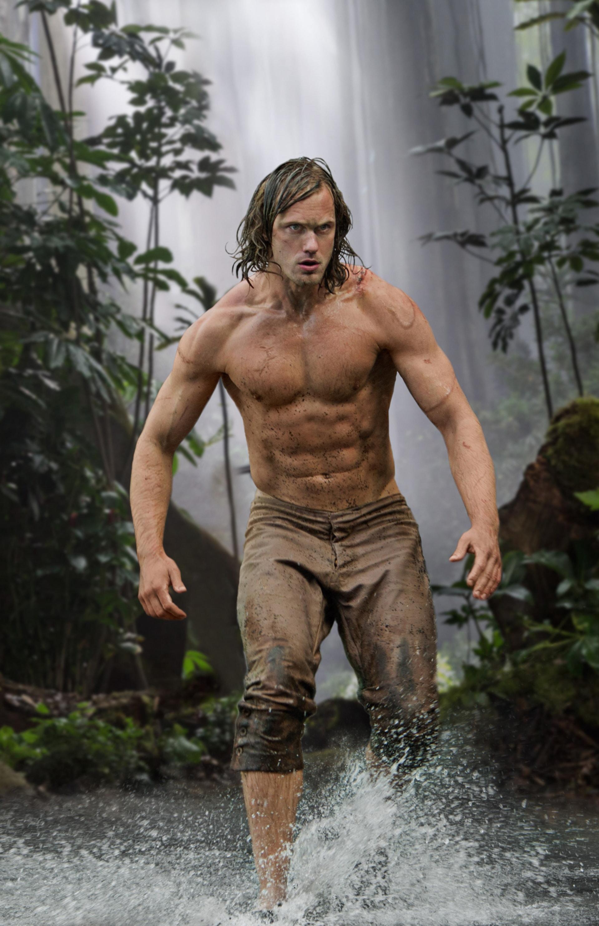 Warnerbroscom The Legend Of Tarzan Movies