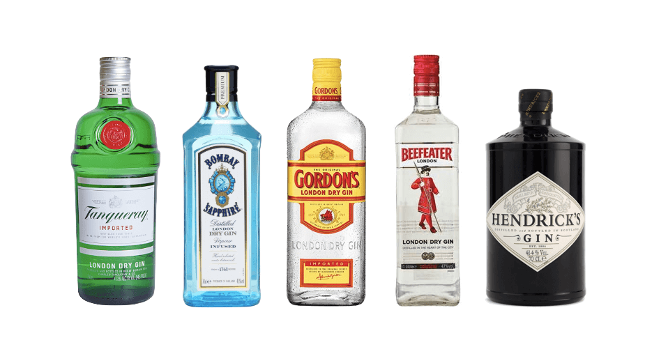 [調酒知識] 全世界賣最好的8個琴酒品牌 | 一飲樂酒誌