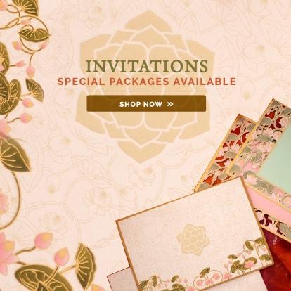 indian wedding cards scroll wedding