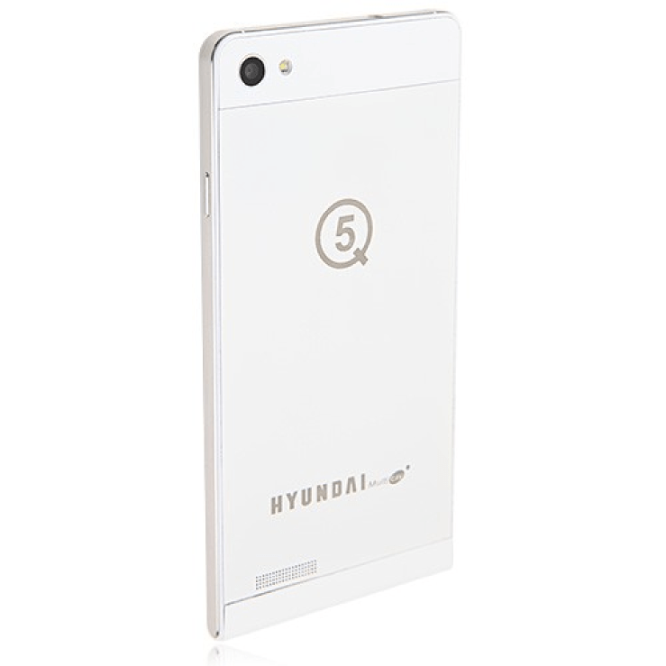 HYUNDAI Q5 Smartphone MTK6582 Quad Core 1GB 8GB Android 4