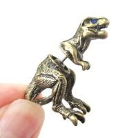 Unique Fake Gauge 3D Tyrannosaurus Rex Dinosaur Shaped ...
