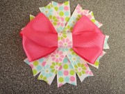 lil bitty bows & creations pink