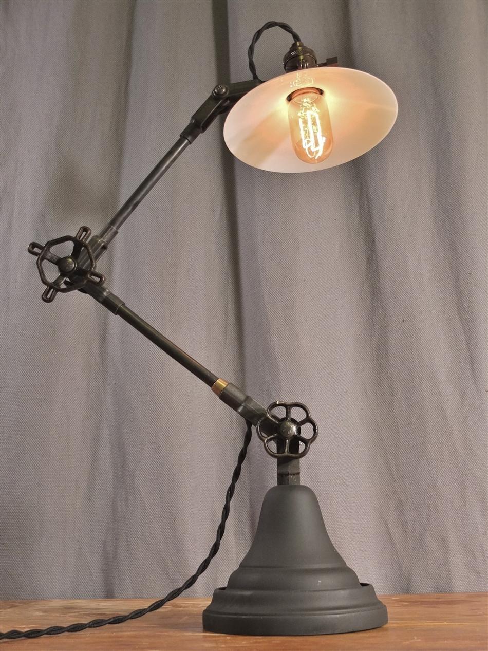Vintage Industrial Style Desk Lamp on Storenvy
