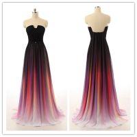 Ombre prom dresses, unique prom dresses, prom dresses 2016 ...