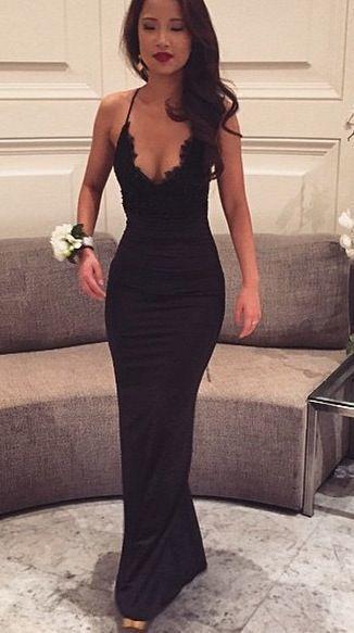 V neck cocktail dress fitted dress