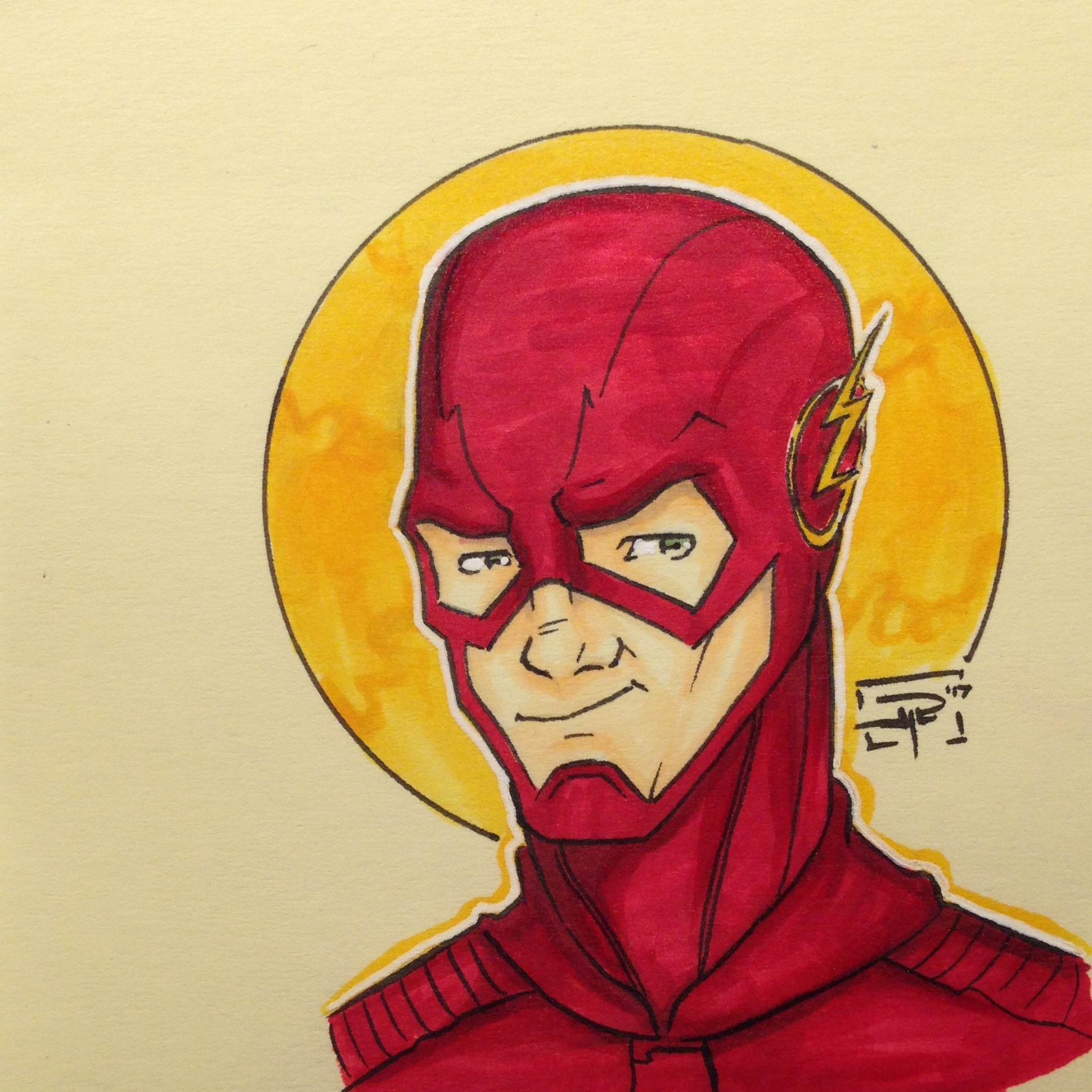 The Flash Post It Artofplo Online Store Powered By Storenvy