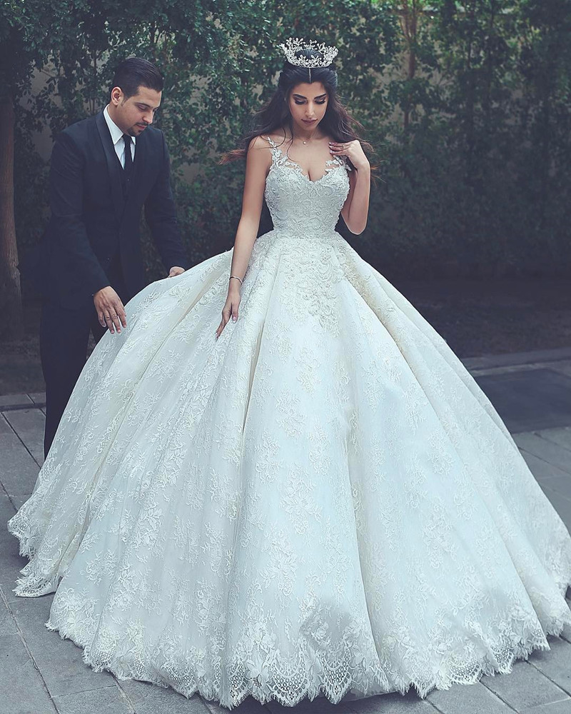 lace wedding gownsprincess wedding dressball gowns wedding dressvintage wedding dresswedding