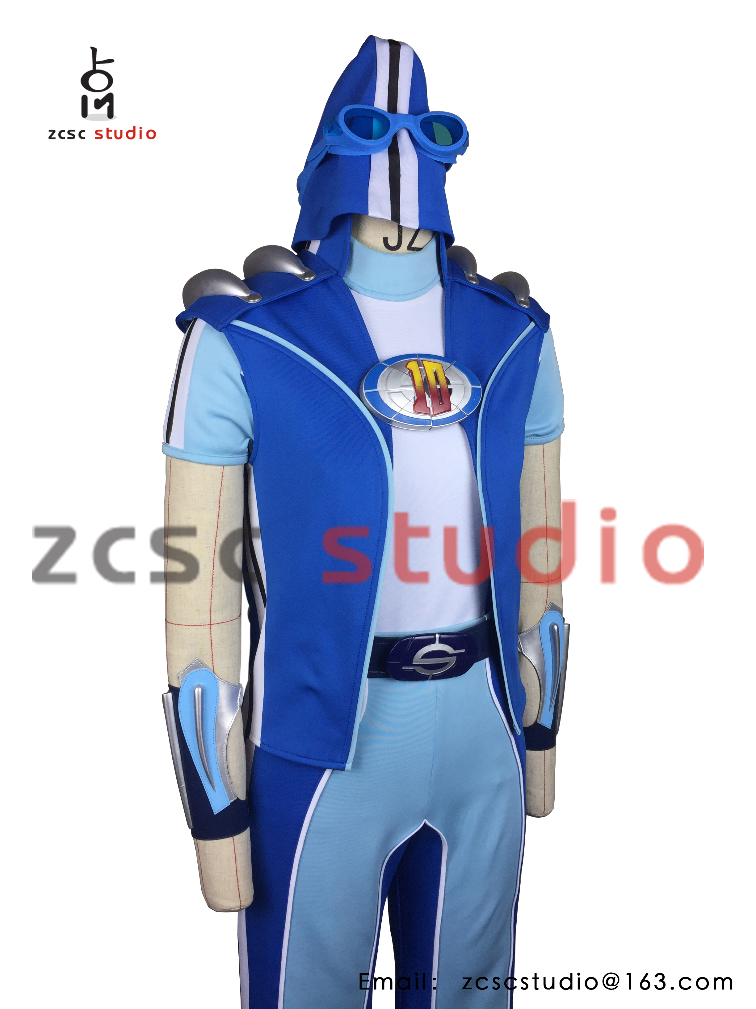 awesome kitchen gadgets wall mount faucet with sprayer zcsc studio lazy town sportacus cosplay costume on storenvy