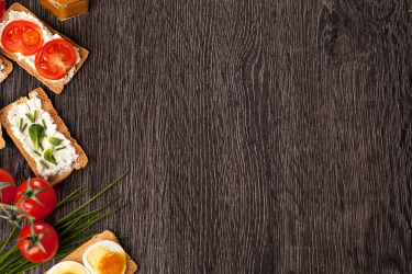 food background border backgrounds wallpapers drink creative canapes tasty restaurants spring recipes foods google creativemarket april canape explore hipwallpaper healthy
