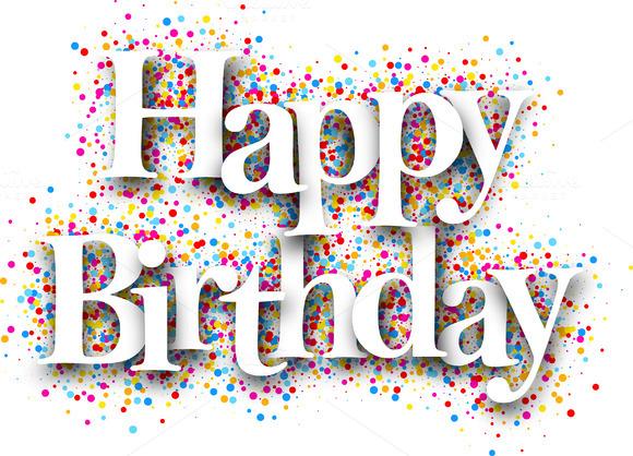 Gambar Congratulation Happy Birthday  Designtube