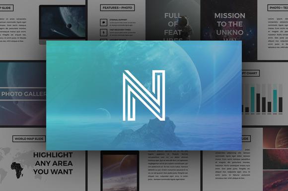 Neptune - Creative Presentation