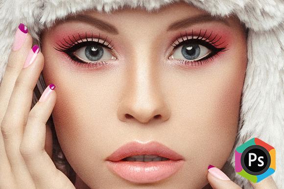 Beauty Retouching Kit 301 for Photoshop CS6  CC 2015