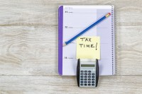 Income Tax Season ~ Business Photos on Creative Market