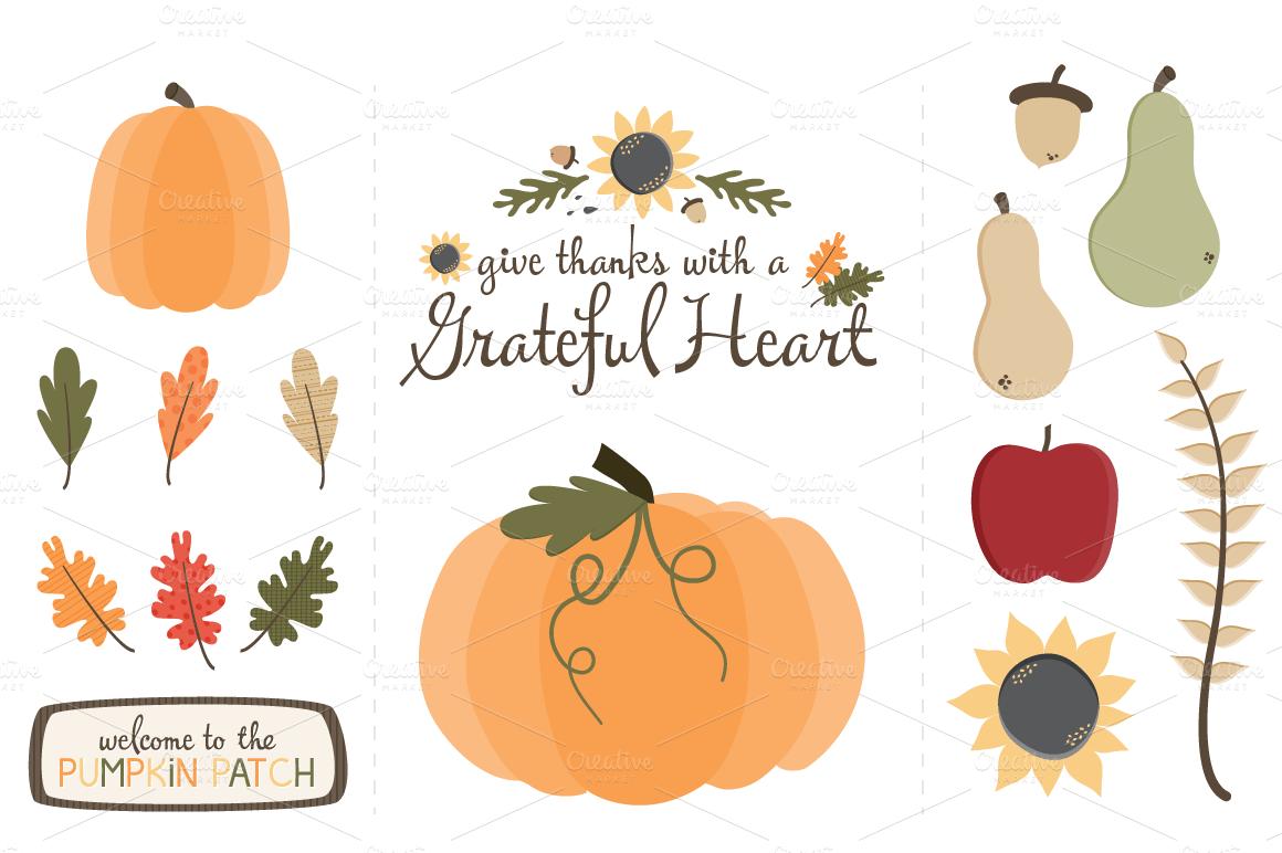 thanksgiving grateful heart graphics