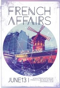 Paris Flyer Bundle French Connection ~ Flyer Templates on ...