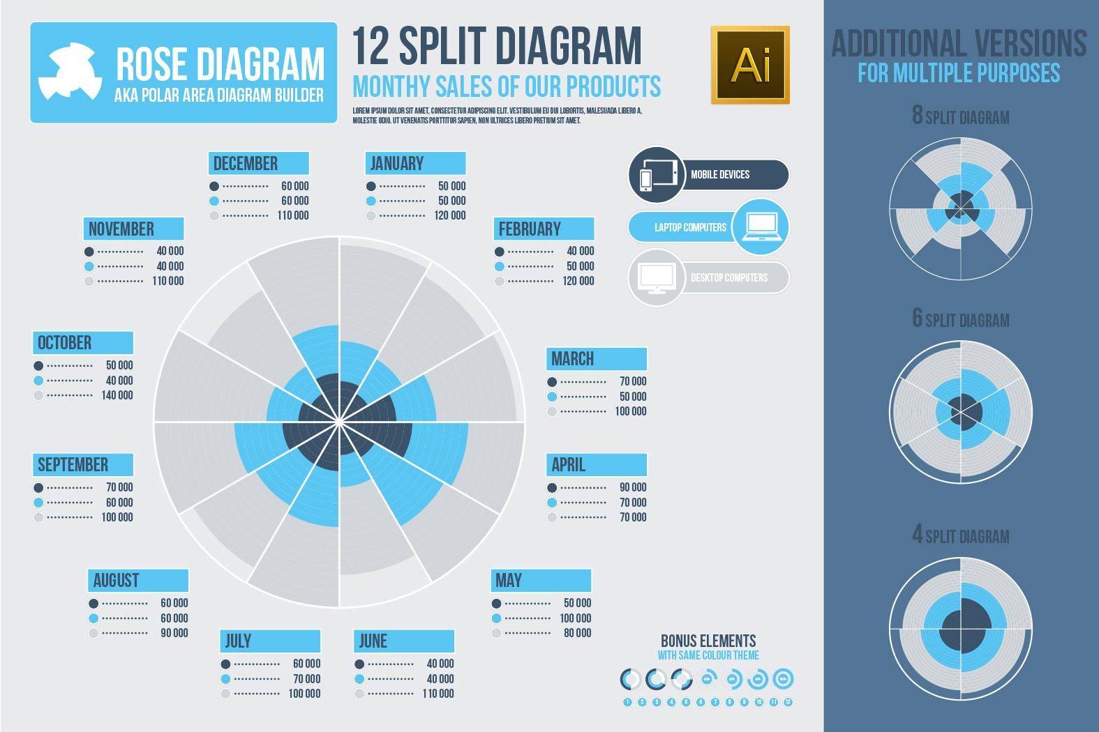 net diagrams of 3d shapes mopar wiring rose diagram infographic buildertool on creative