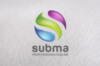 S Letter, S logo, 3D Logo templates ~ Logo Templates on ...