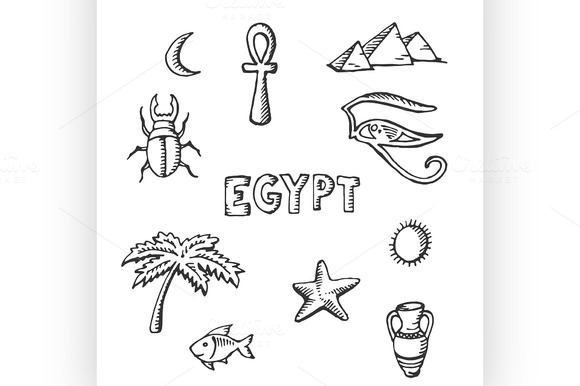 Egyptian Sarcophagus Template Printable » Designtube