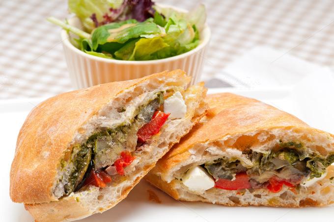 Grilled panini descriptive essay
