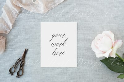 Wedding styled stock photo - Product Mockups - 1