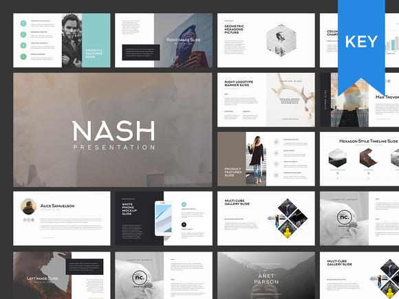 NASH Keynote Presentation Template