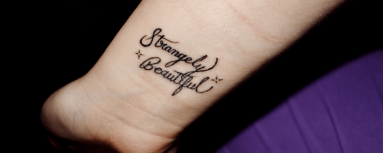 Elegant Script Fonts For Tattoos