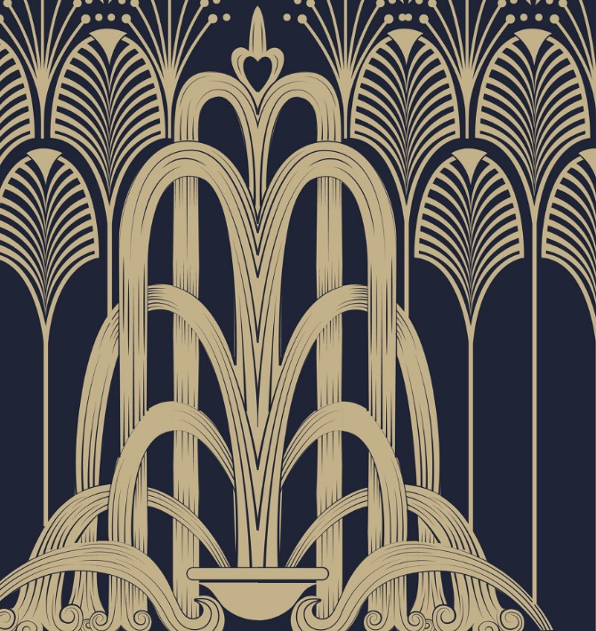 Art Deco Design History And Inspiring Examples Creative Market Blog