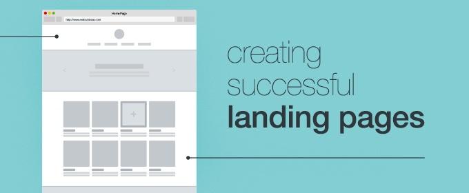 نتيجة بحث الصور عن Create a successful landing page