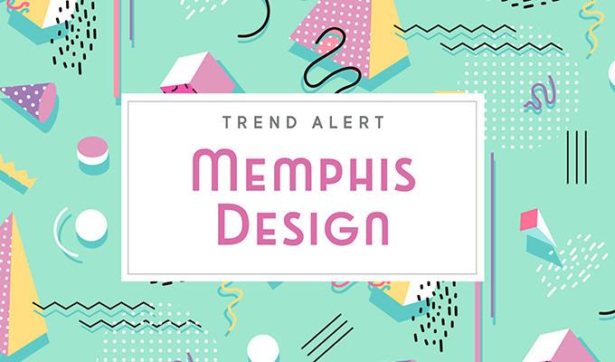 trend alert 1980s memphis