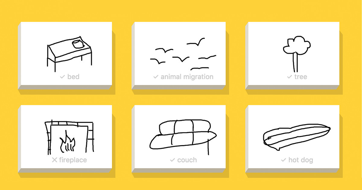 Google S New Ai Game Can Guess Your Drawings Creative