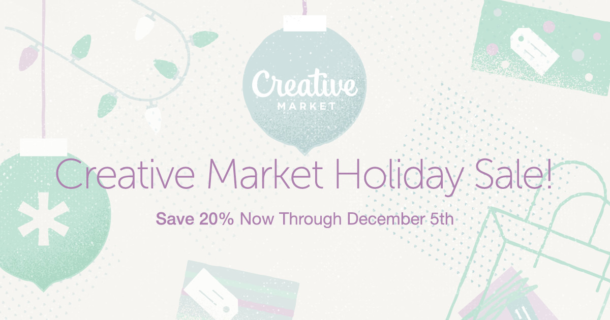 Save 20% on Your Favorite Design Assets: Our Holiday Sale Is Here ...