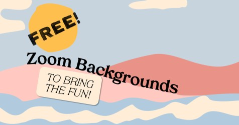Free Zoom Virtual Background Graphics to Bring the Fun Creative Market Blog