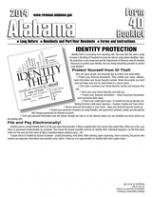 Alabama Tax Booklet