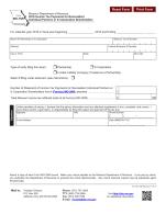 Missouri income tax forms