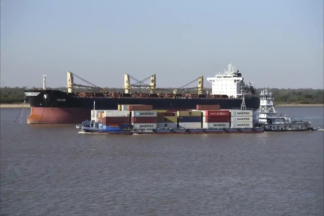El lado oscuro de la Hidrovía. Escondida en contenedores, trafican cocaína a Europa y África