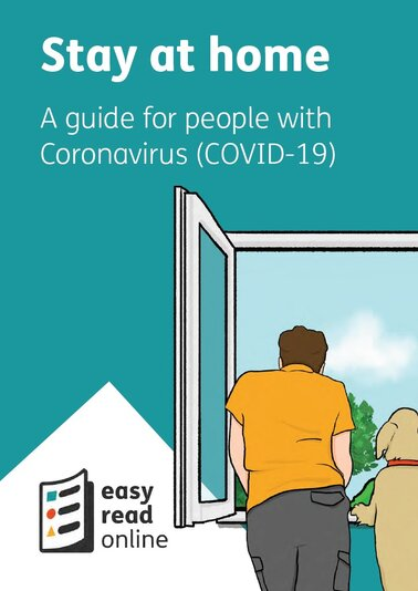 Stay at home: A guide for people with Coronavirus (COVID-19)