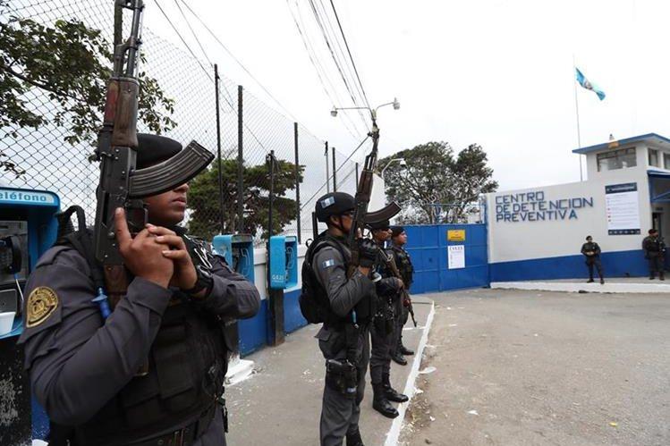 El Sistema Penitenciario ha fortalecido la seguridad en las prisiones. (Foto Prensa Libre: Hemeroteca PL)